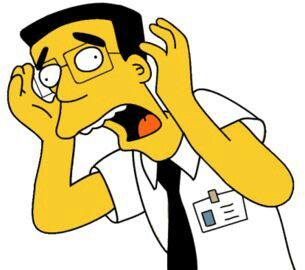 Frank Grimes | Simpsons characters, The simpsons show, The simpsons
