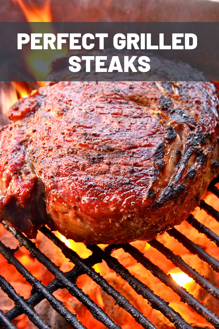 The Food Lab S Perfect Grilled Steaks Recipe Recipe Grilled Steak Recipes How To Grill Steak Bbq Steak Recipes