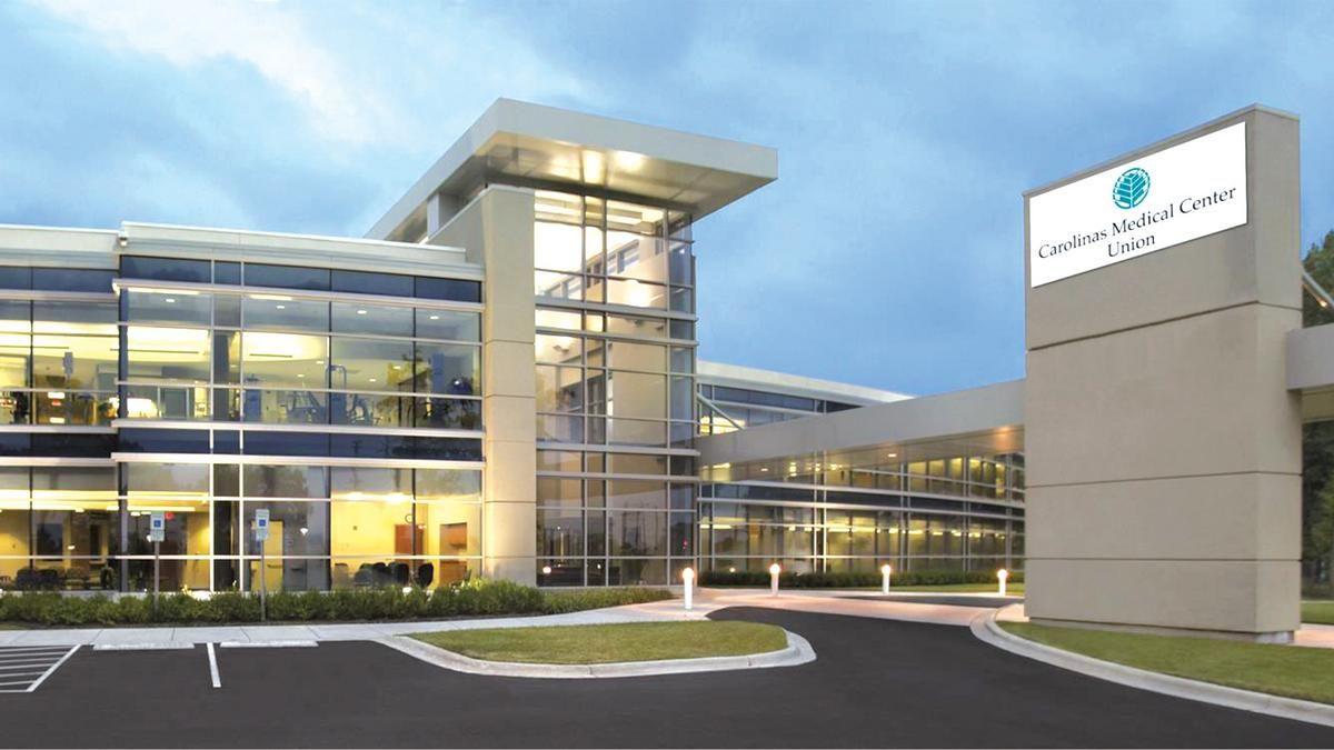Carolinas medical center union phone 7042833100
