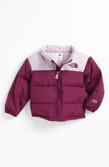 017324152 The North Face 'Throwback Nuptse' Jacket (Infant) available at ...