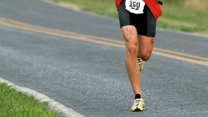 3 Tips For Running Faster Off The Bike With Images Sprint