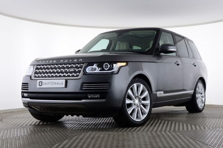 Used Land Rover Range Rover Sdv6 Hybrid Autobiography Grey For Sale Essex Ow14cxz Saxton 4x4 Used Range Rover Range Rover Used Land Rover