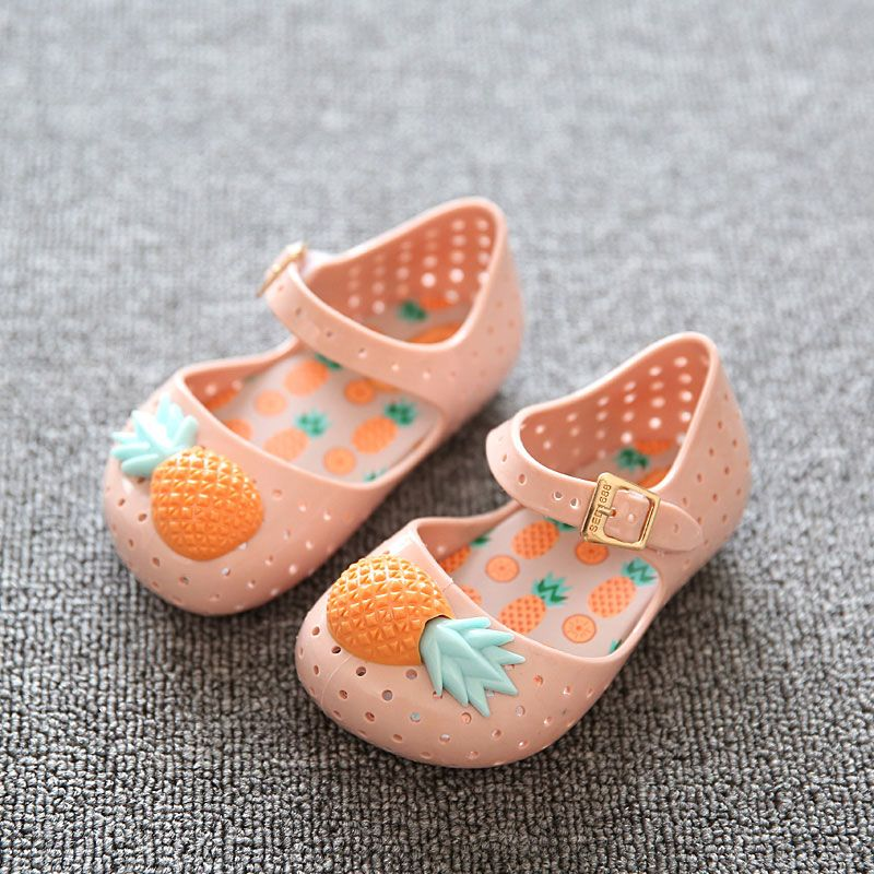 Bébé fille chaussures de marque drôle fruits enfants plage sandales belle  ananas enfants chaussures pour filles
