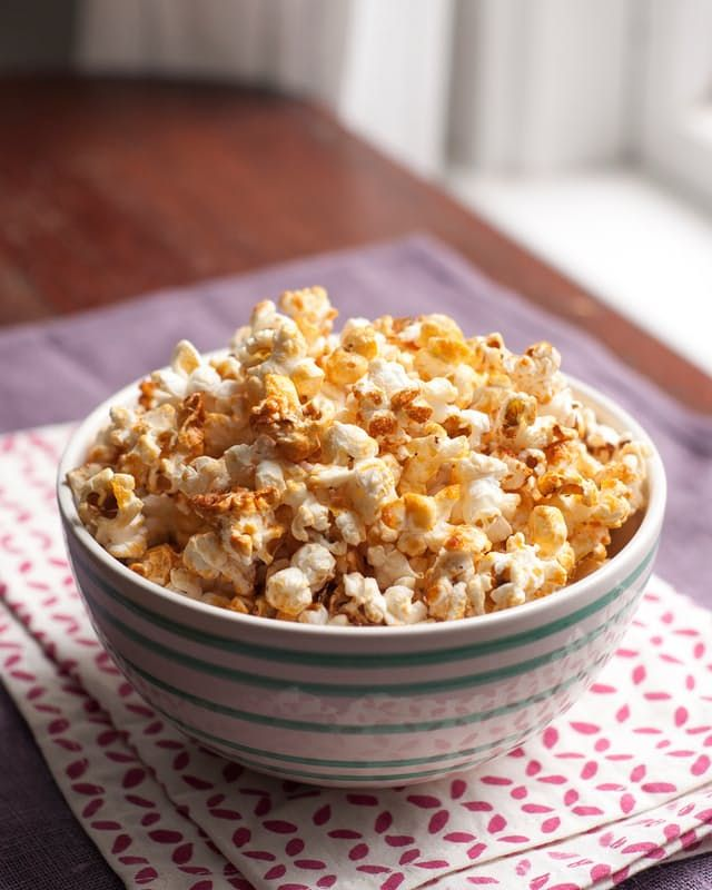 How To Make Kettle Corn At Home Recipe Homemade Snacks Sweet Snacks Homemade Kettle Corn