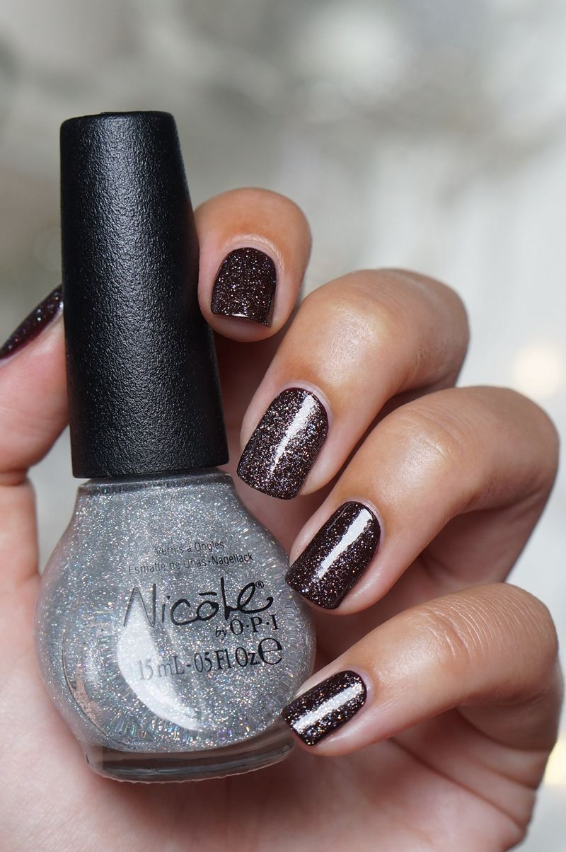 Nicole by OPI Imagine if...   Nail polish swatches Beautyill ...