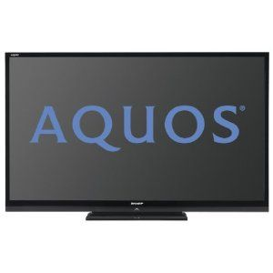 Sharp 60Inch Aquos 1080p 120Hz Smart LED TV LC60LE660 799 Hot