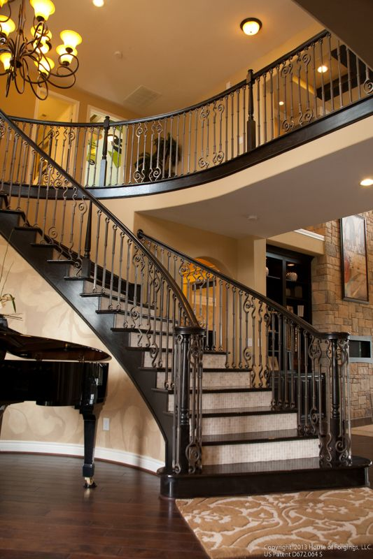 Best This Staircase Design Was Created Using Endecor Series 640 x 480