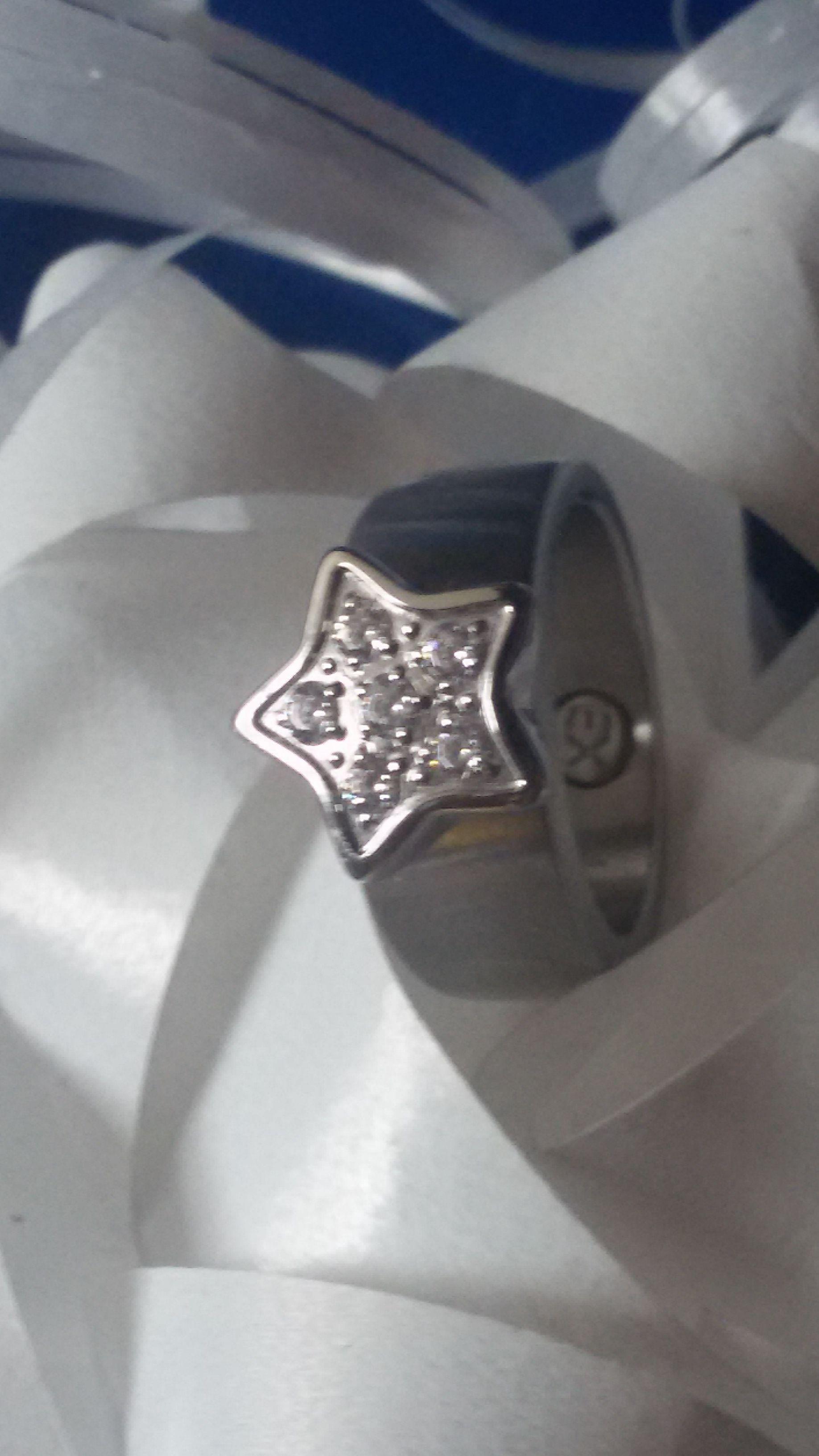 600 Ring/ Grösse 15mm! 1A Zustand & tolles Design!  Für 41€!!! OVP:  71€