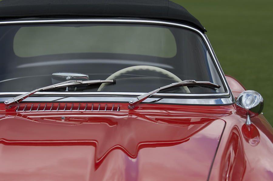 Mercedes Photograph by Jill Reger