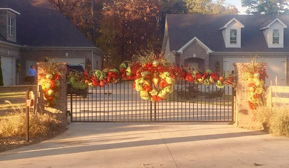Split Wreath For Double Entry Door Autumn Fall Oversized Xl Wreath Simply Curve A Garland An Double Front Door Wreaths Double Entry Doors Double Door Wreaths