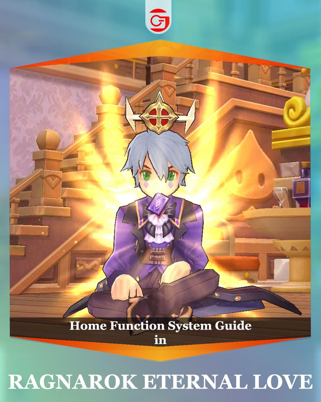 The Complete Guide For Ragnarok Eternal Love S Home Function System Ragnarok Mobile System Build Your House