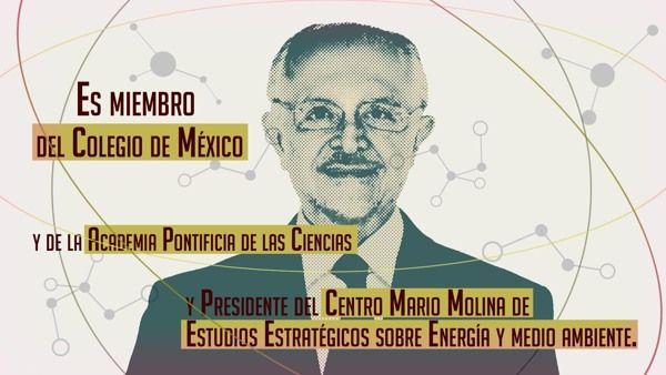 Mario Molina By Ximena Via Behance Nobel Prize In Chemistry Mario Nobel Prize