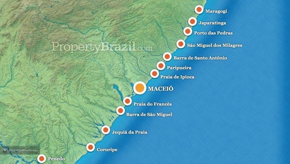 Resultado de imagem para DESTINOS TROPICAIS - BRASIL