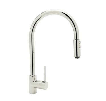Rohl Modern Architectural Side Lever Pulldown High Spout Kitchen Amazing Rohl Kitchen Faucet Inspiration