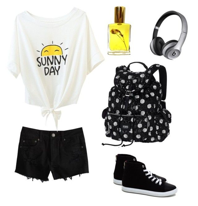 """""""Untitled #97"""" by zpdumasia on Polyvore featuring American Eagle Outfitters and Flidais Parfumerie"""