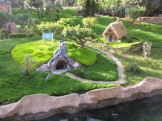 Fun facts and info on Disneyland's Storybook Land Canal Boats.