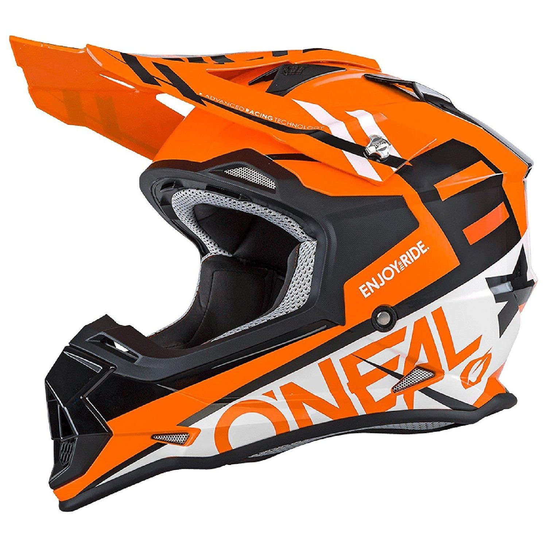 736c42ed5d214 Oneal 2 serie RL Spyde casco de Motocross  Amazon.es  Deportes y aire libre