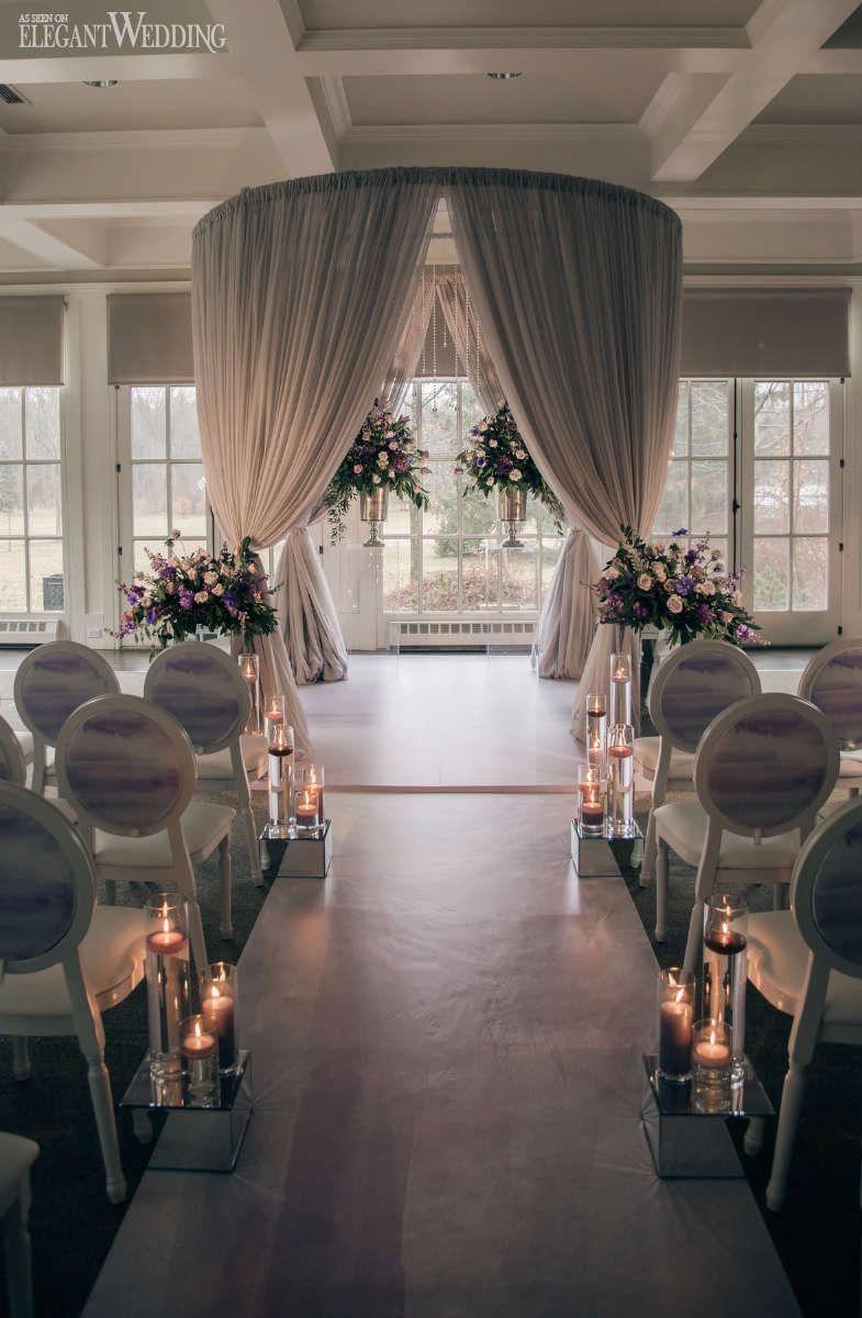 Luxurious Lavender Wedding Theme | ElegantWedding.ca
