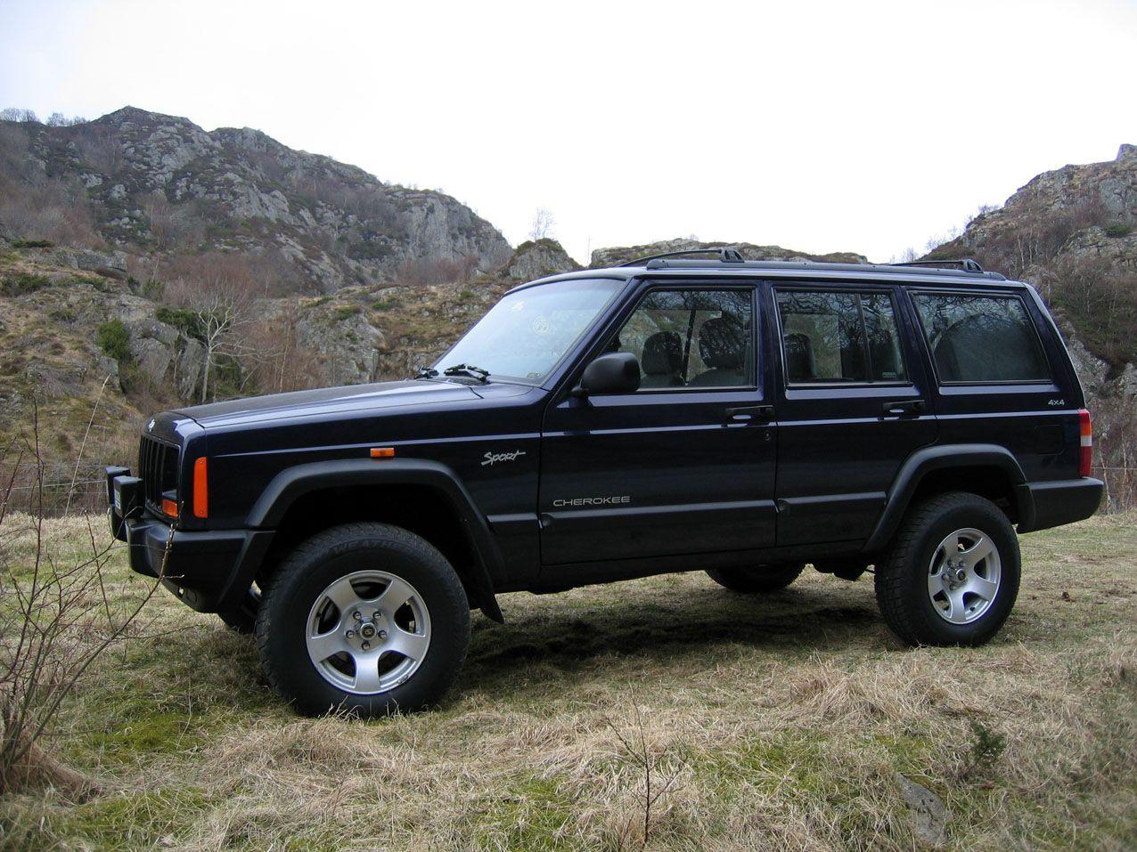 1998 jeep cherokee sport Jeep cherokee, Jeep cherokee
