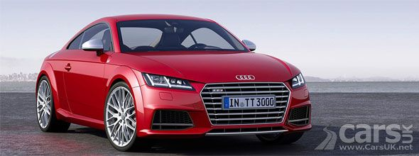 2015 Audi TT price and spec - costs from £29,770