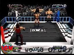 wcw vs nwo revenge - Google Search | Wrestling Video Games