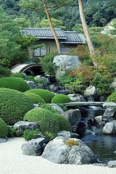 Japan S Garden Adachi Museum Of Art Yasugi Shimane Japan