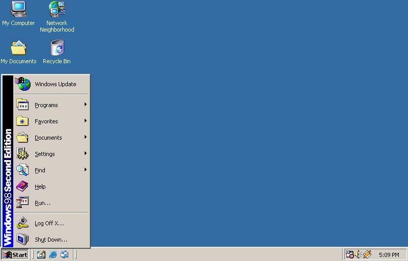 Microsoft windows 98 se update risolvere problemi di connessione windows update