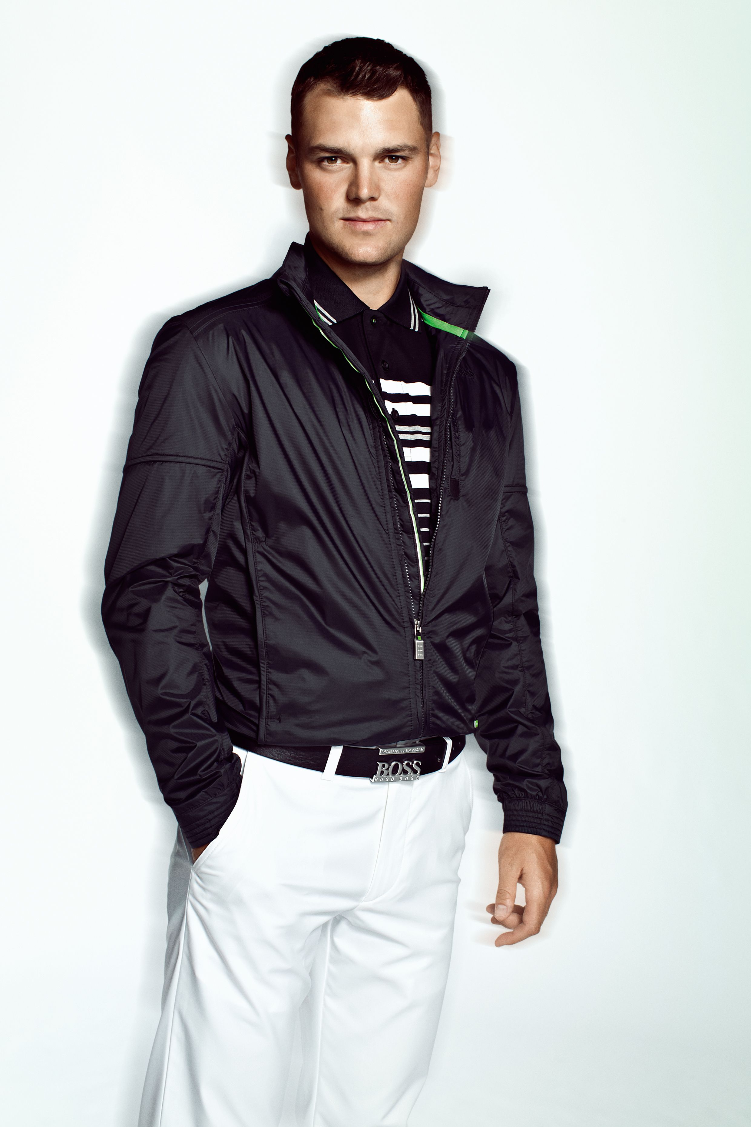 boss green fall 2012 featuring martin kaymer why i love