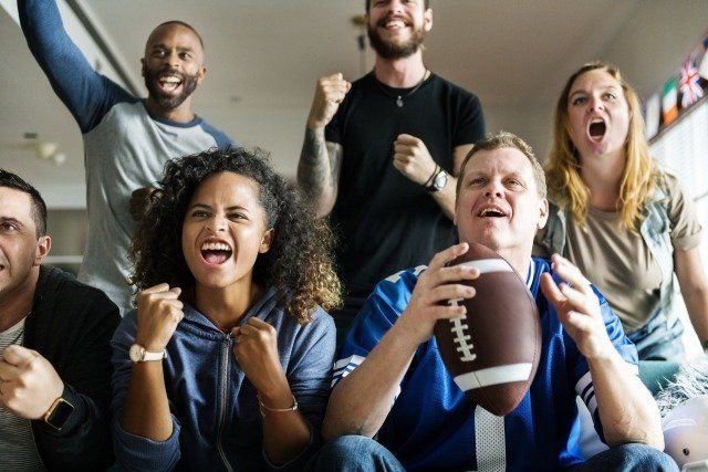 How To Decorate The Ultimate Fan Cave Super Bowl League