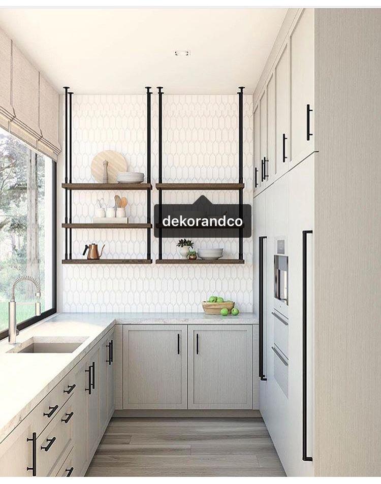 Pin de marta en decoraci n muebles de cocina cocinas for Muebles practicos para casas pequenas
