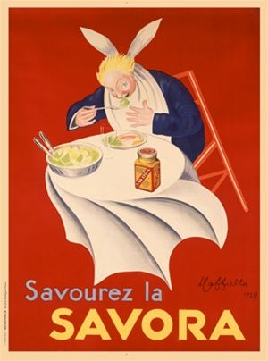 Savora poster by L. Cappiello France - Vintage Posters ...