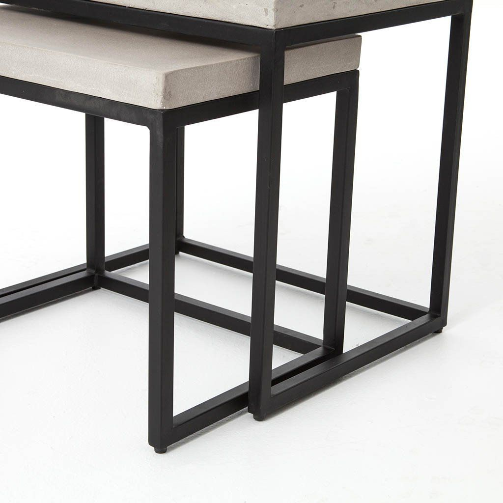 Aparte Side Table.Maximus Nesting Side Tables Products Table Nesting