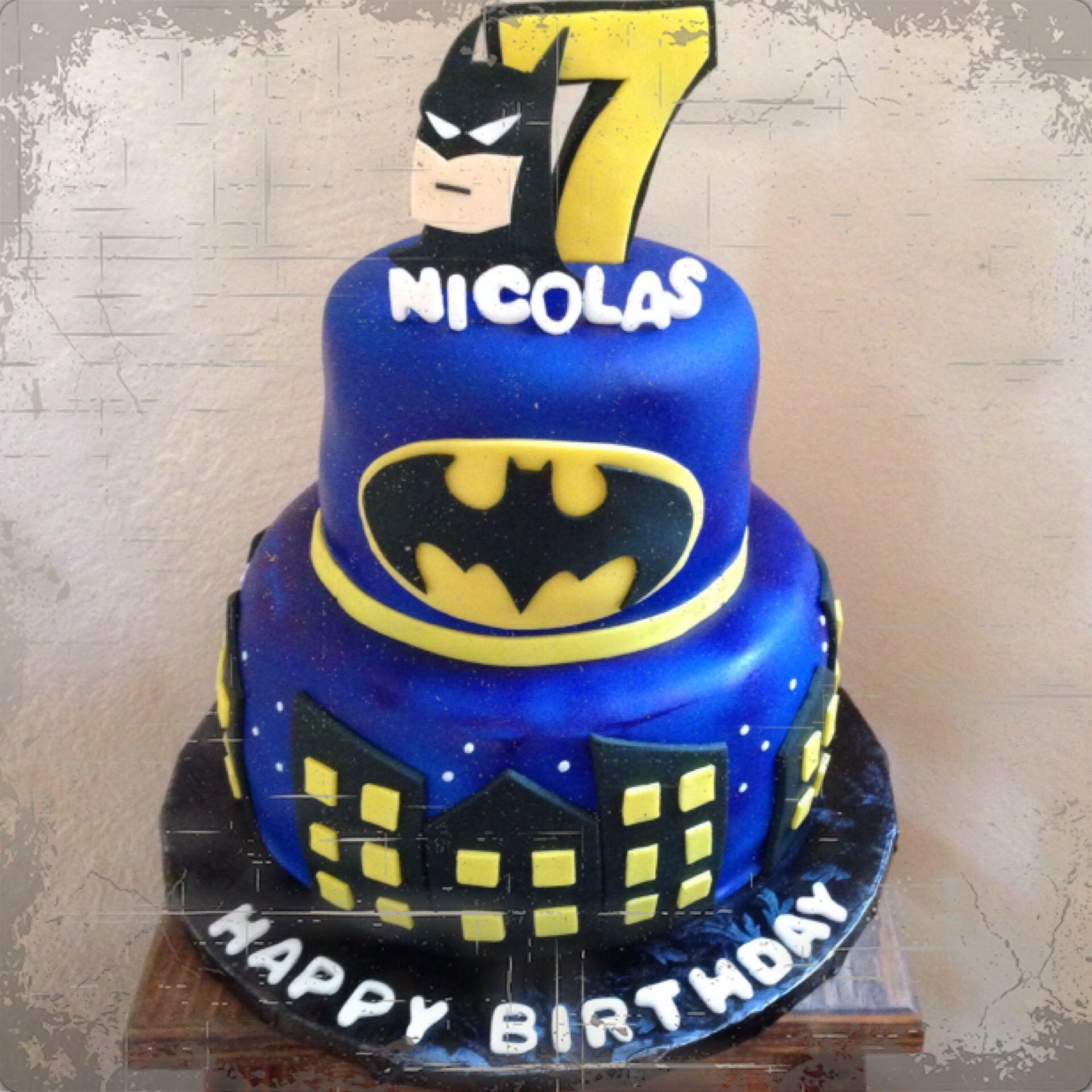 27++ Batman birthday cake decorations ideas in 2021