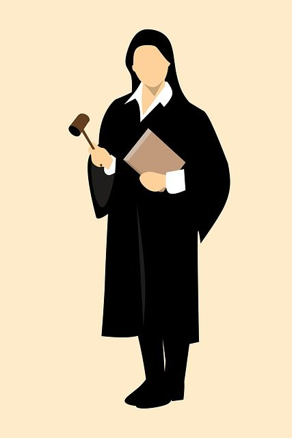 Free Image On Pixabay Judge Lawyer Attorney Barrister In 2020