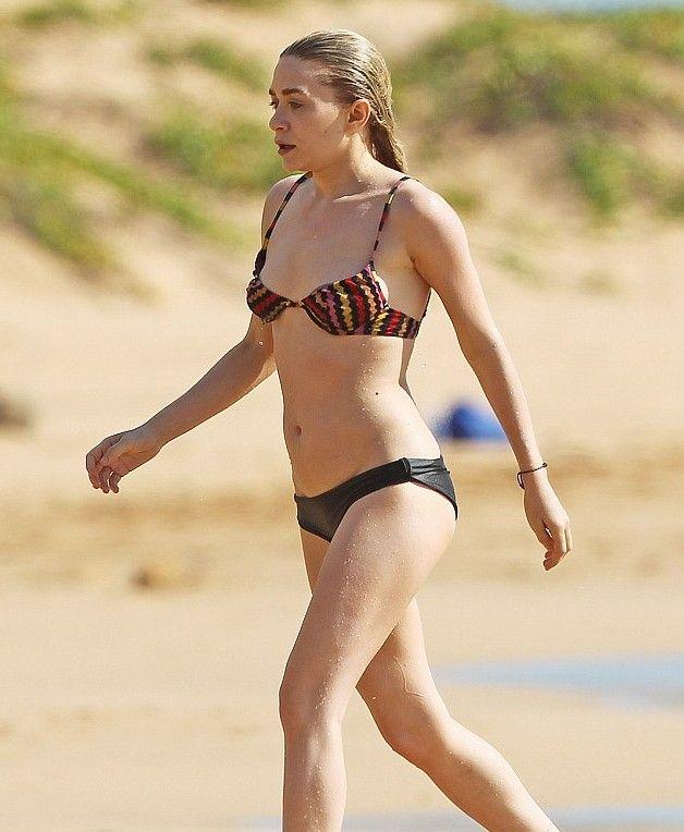 Ashley olsen 2007 bikini