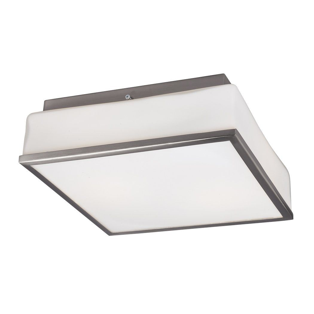 Flush Mount Kitchen Ceiling Light Square Flush Mount Ceiling Light - Square kitchen ceiling lights