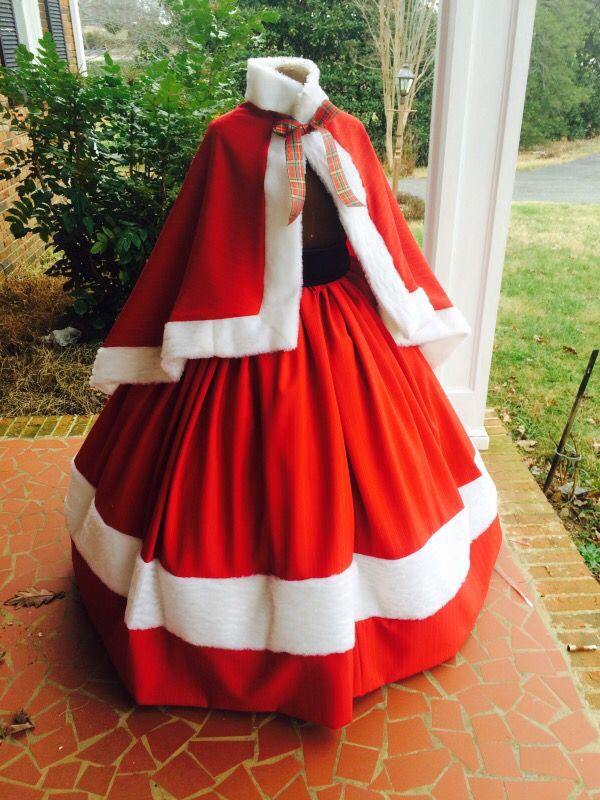 Best 25 Mrs Santa Claus Costume Ideas On Pinterest Mrs