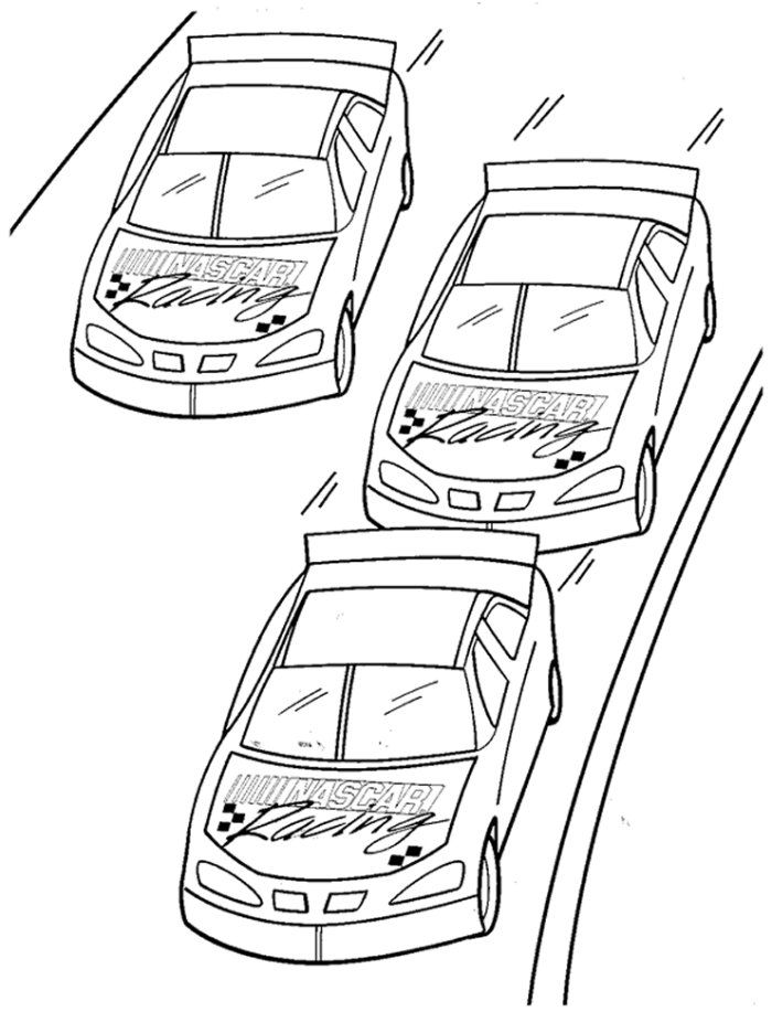 Fresh Nascar Coloring Pages 12 Nascar Coloring Pages