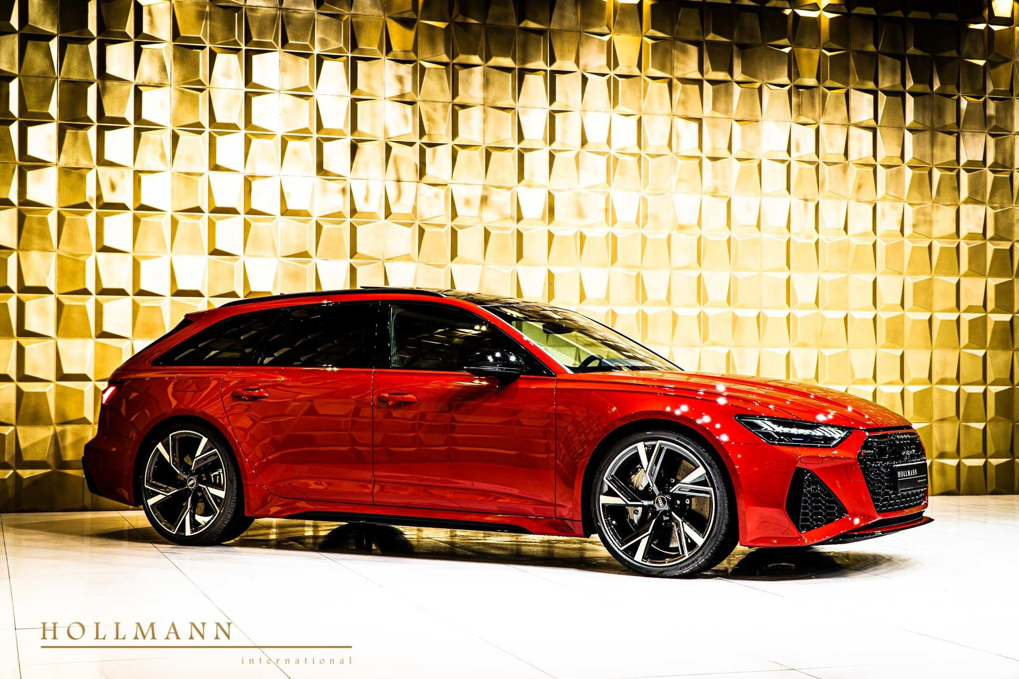 Audi Rs6 Avant Hollmann International Germany For Sale On Luxurypulse En 2020 Rs6