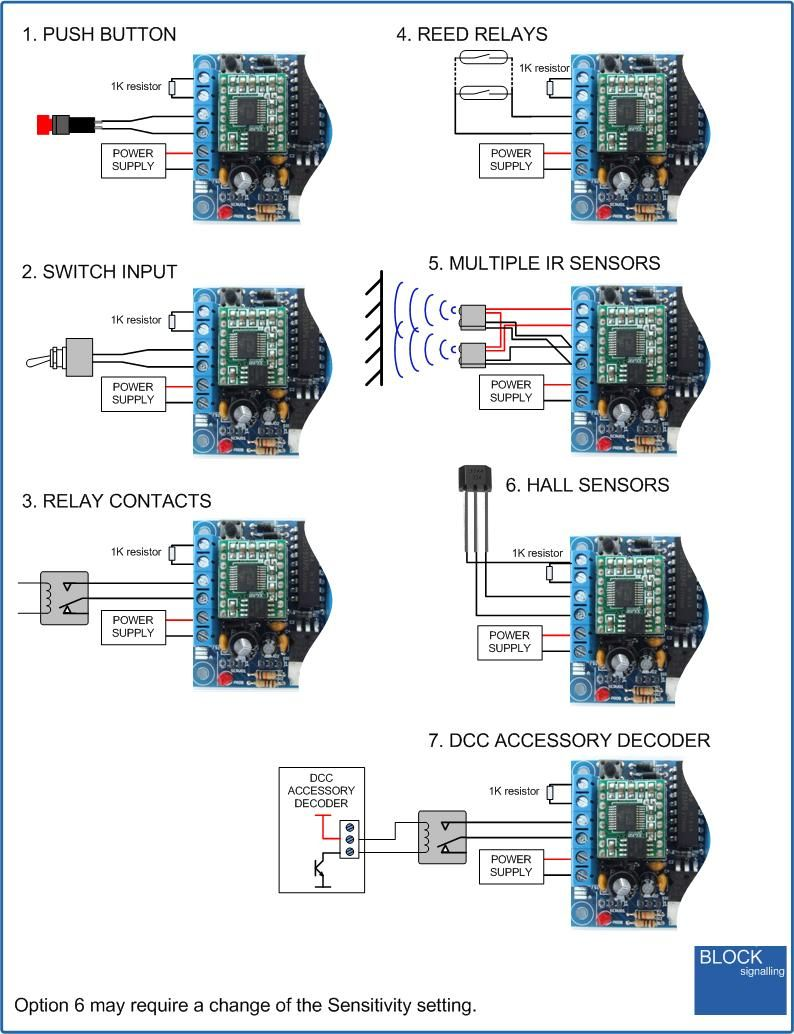 Detect Trains With Hall Sensors And Reed Switches Model Railway Relay Switch Train Crafts Layouts