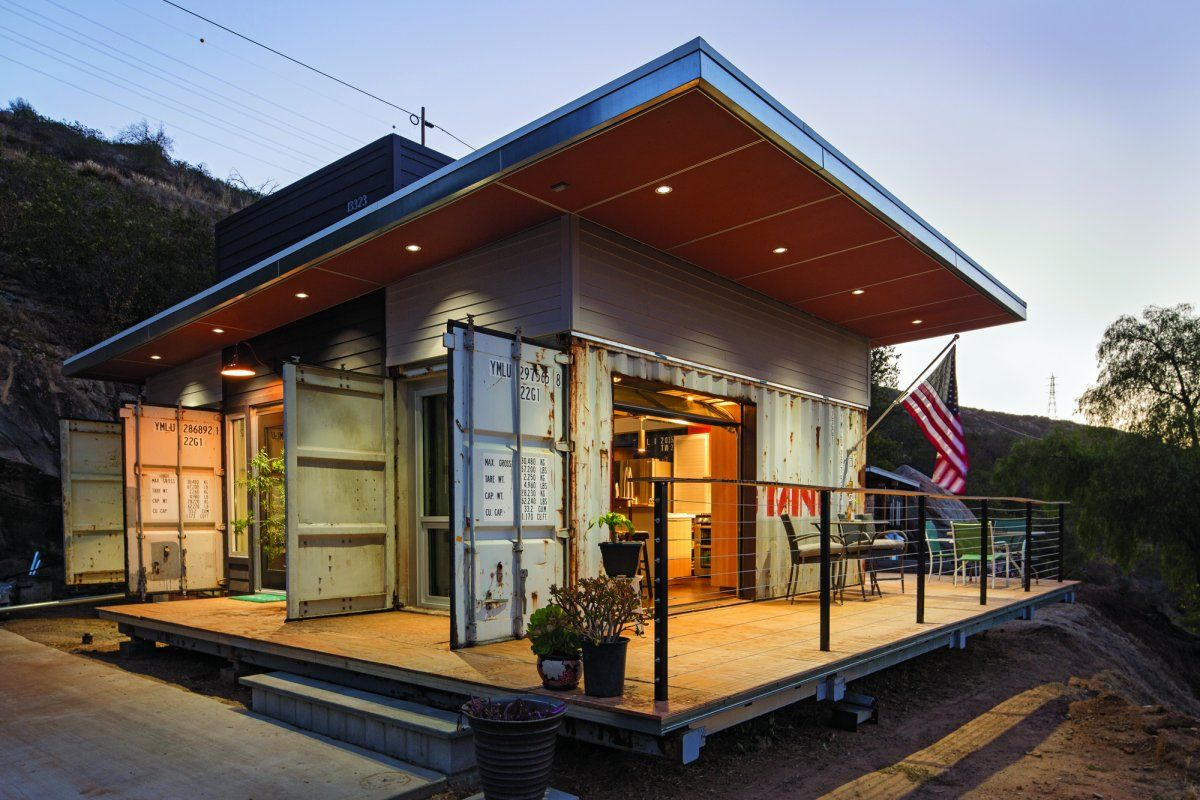 6 Stunning Pre Fab Homes Across North America Container House