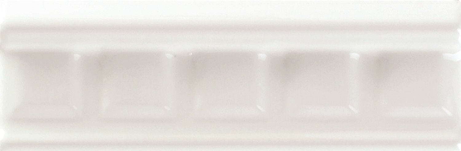 DECORATIVE ACCENTS BISCUIT DENTIL LISTEL 2.5 x 6 $3.17/Pc. U074-VICTORIAN