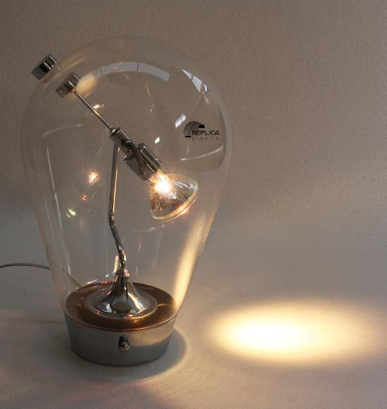 Replica Blow Balloon Glass Table Lamp