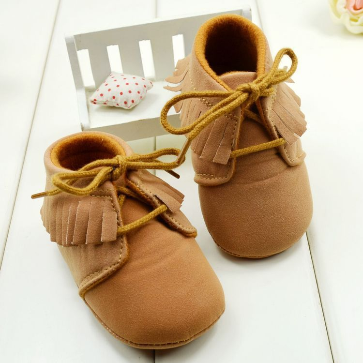 b1d20c63df6 Click to Buy    Factory Price! Spring Warm Cute Baby Girl Coffee Pink  Casual Soft Bottom Shoes Rope Tie Boots Toddler Shoes  Affiliate