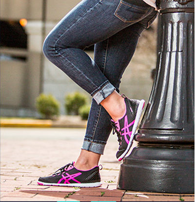 street style for the girl on the move fashion sneakers