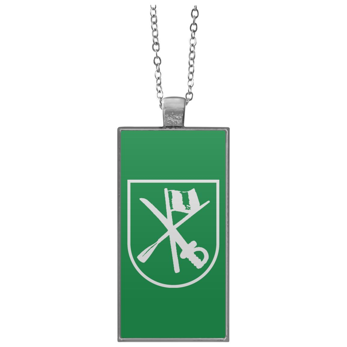 Color Guard Crest Necklace