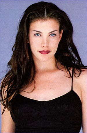 Liv Tyler Notice The Open Invitation Soft Eyes That Reach Out And Seduce And Touch You Two Woman Often Showcase Their Breasts As Part Of Offering Of