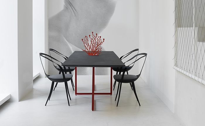 Sedie Driade ~ Driade ed archer chair by philippe starck with the forrest book