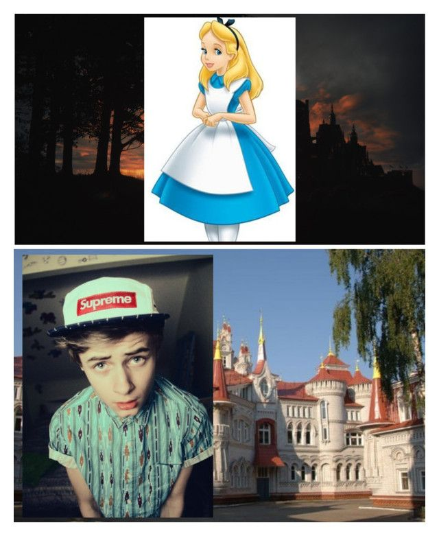 """""""Disney Descendants audition"""" by krystalnight0 ❤ liked on Polyvore featuring art"""