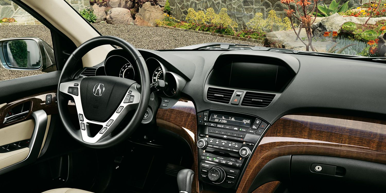 Car interior entertainment - 2012 Acura Mdx With Advance And Entertainment Packages And Taupe Interior Acura Com